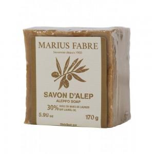 Marius Fabre Aleppo muilas su 30 % lauramedžio vaisių ekstraktu, 170 g