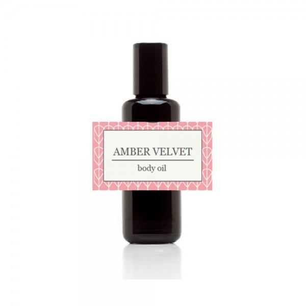 Greenwalk masažo aliejus Amber Velvet, 50 ml