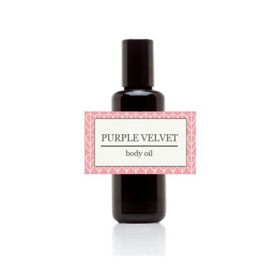Greenwalk  masažo aliejus Purple Velvet