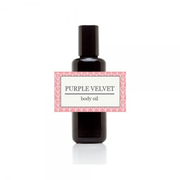 Greenwalk  masažo aliejus Purple Velvet , 50 ml