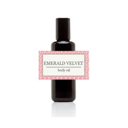Greenwalk masažo aliejus Emerald Velvet , 50 ml