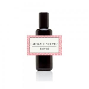 Greenwalk masažo aliejus Emerald Velvet , 50 ml