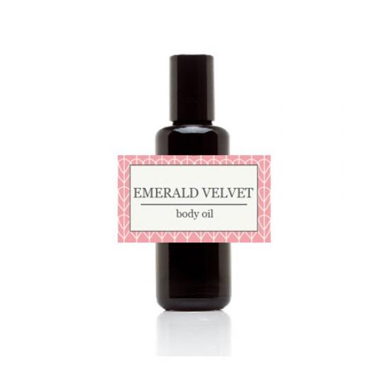 Greenwalk masažo aliejus Emerald Velvet