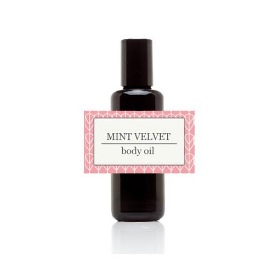 Greenwalk masažo aliejus Mint Velvet