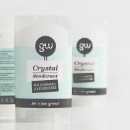 Greenwalk dezodorantas iš gamtinių kristalų, 90g