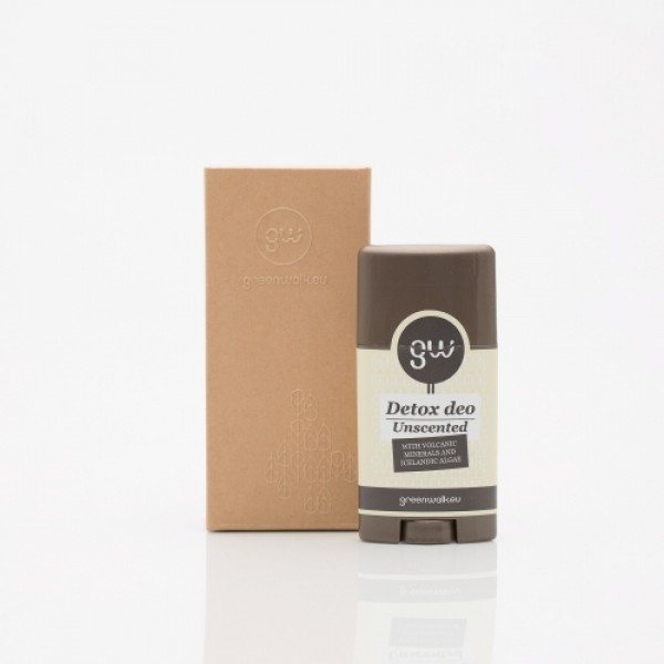 Dezodorantas Detox deo Unscented , 65 g