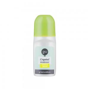 """Rutulinis dezodorantas iš gamtinių kristalų ROLL - ON DEO """"TROPICAL"""", 90 ml"""