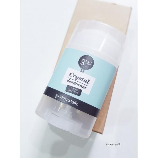 Greenwalk dezodorantas iš gamtinių kristalų