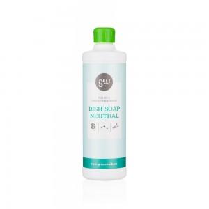 Eco indų plaunamoji priemonė Dish Soap Neutral, Greenwalk