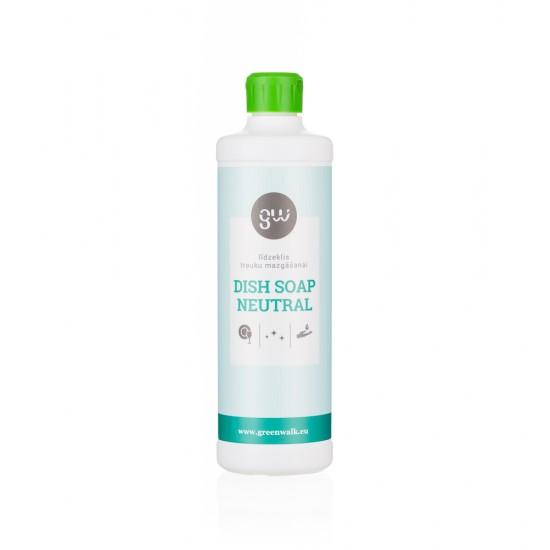 Greenwalk eco indų plaunamoji priemonė Dish Soap Neutral