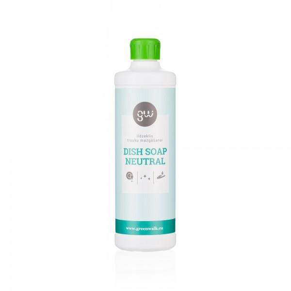 Greenwalk neutrali indų plaunamoji priemonė Dish Soap Neutral