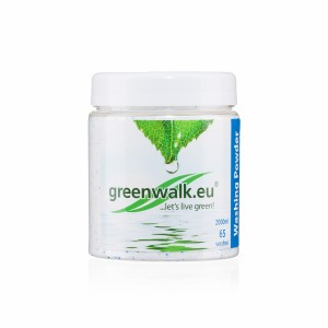 Skalbimo milteliai su soda EXTRA , Greenwalk 500 g