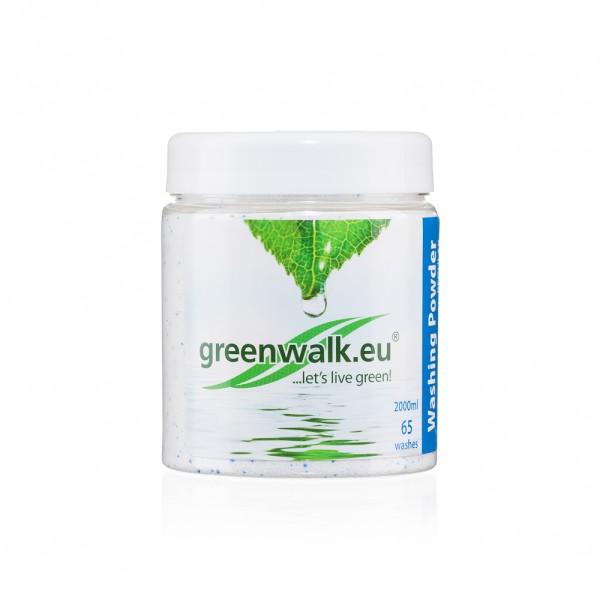 Greenwalk skalbimo milteliai su soda EXTRA , 500 g