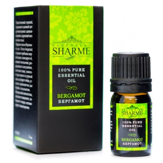 Eterinis bergamočių aliejus SHARME ESSENTIAL , 5 ml