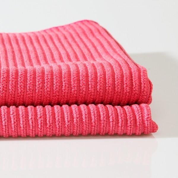 Universali mikropluošto šluostė Lux , raudona