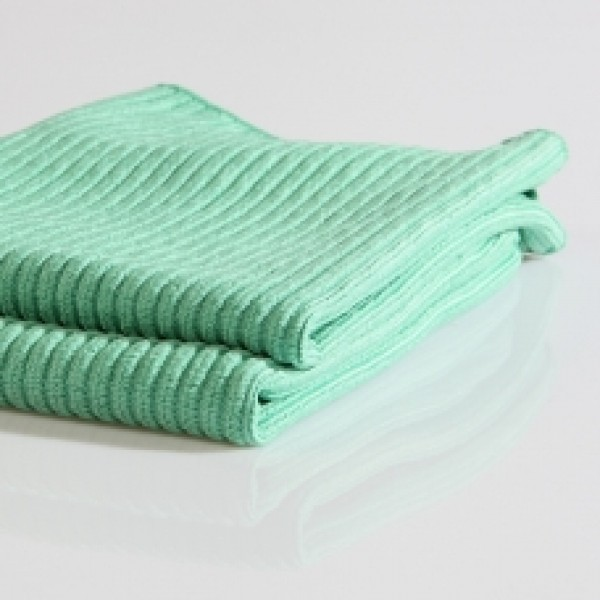 2 už 1 kainą ! Universali mikropluošto šluostė Lux , žalia
