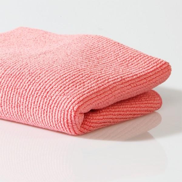 Greenwalk mikropluošto šluostė  Classic , raudona