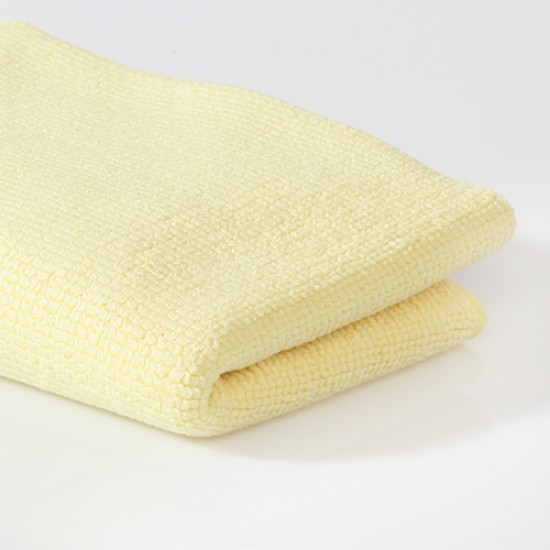 Greenwalk mikropluošto šluostė  Classic , geltona