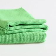 Greenwalk mikropluošto šluostė  Classic , žalia