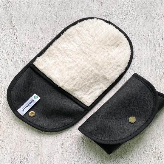 NanoSilver odinių paviršių kreminė pirštinė  drėgnam valymui Raypath (kelioninė )