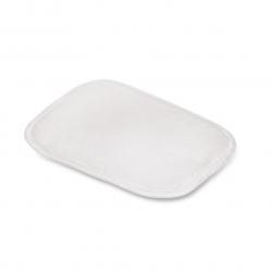 Nano silver mini balta vienpusė šluostė, valymui šlapiu būdu Raypath